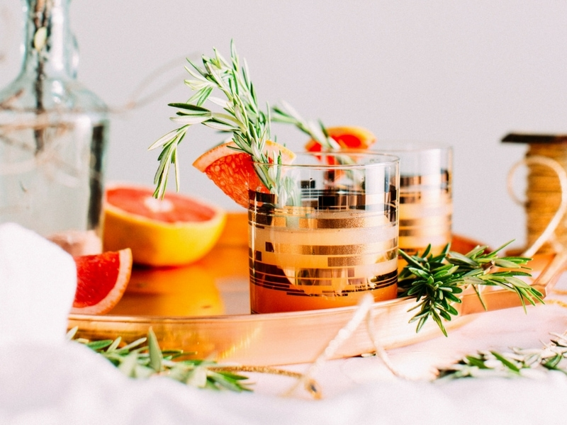romantic cocktail recipes